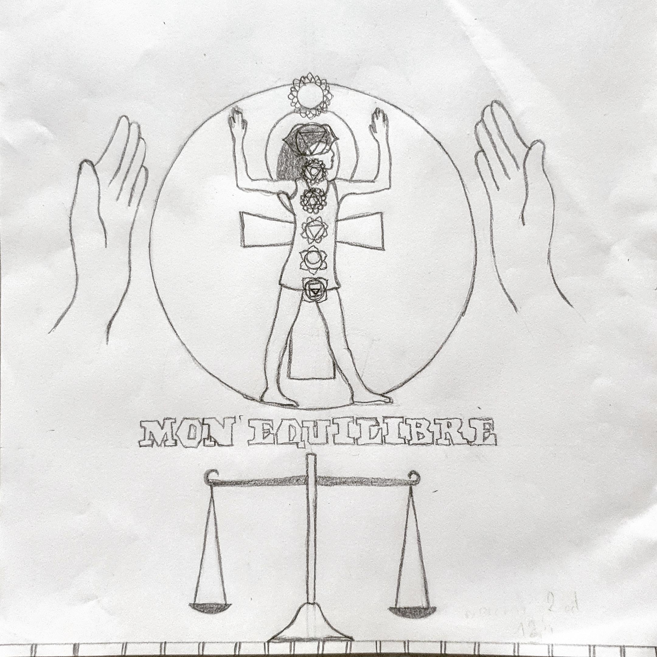 logo équilibre egypte